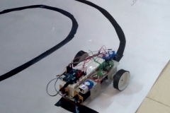FDP on 'ARDUINO BASED ROBO DESIGN'