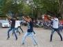 Flash Mob by students at Kanakakunnu on Feb 28