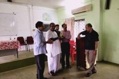 Seminar at MSN Management Institute